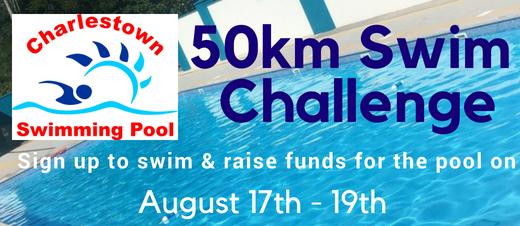 50km Swim Challenge