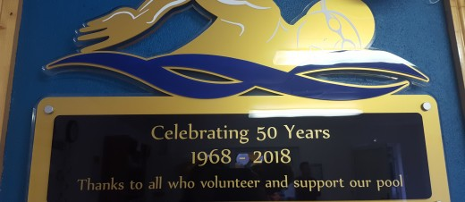 Celebrating 50 years of the pool in Charlestown