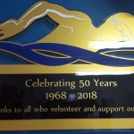 Plaque - Celebrating Our 50th Anniversary