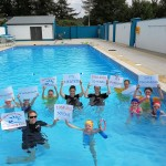 The Launch of the Fun 50KM Swim Challenge